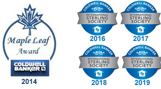 Coldwell Banker Awards